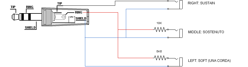 Nord User View Topic Get A Triple Pedal From 3 Ordinary Pedals. Scacoodiagramsr9wqmkkiyduj 4010253689. Wiring. Keyboard Sustain Pedal Wiring Diagram At Eloancard.info