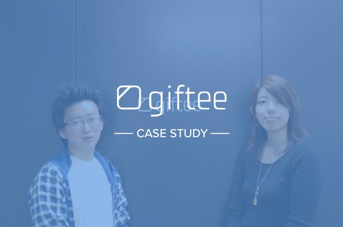 Case study: giftee