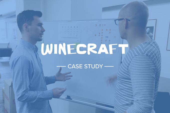 How Winecraft uses Cacoo for UML diagrams and communication