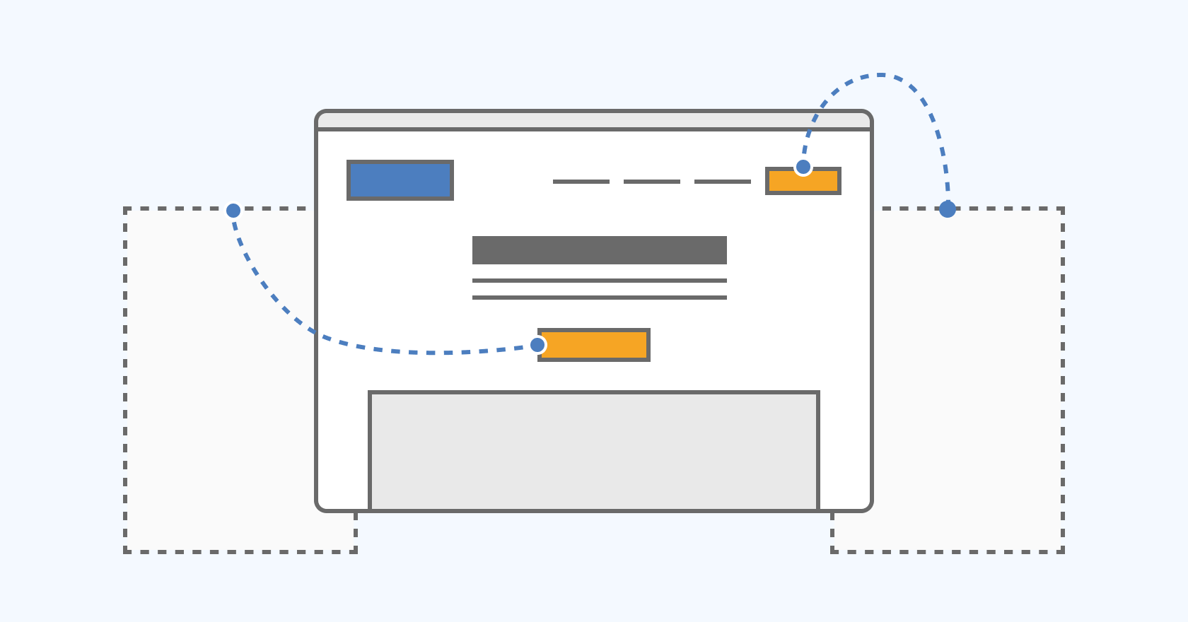 How to create an interactive wireframe in Cacoo