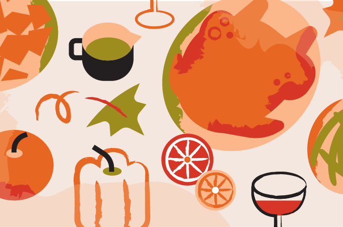 [FLOWCHART] What Thanksgiving side dishes should you bring this year?