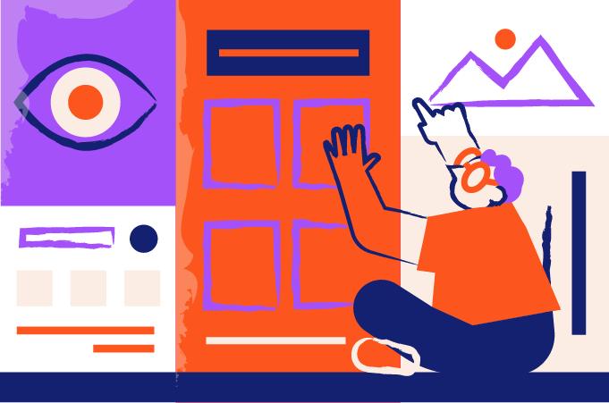 Visual designer vs. web designer vs. UX designer: what's the difference?