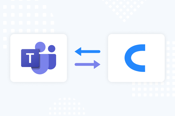 Microsoft Teams integration now available in Cacoo