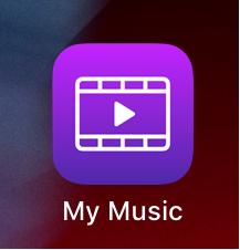 Cacooで作成したアプリアイコンが完成