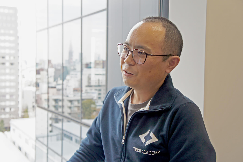 ブートキャンプ事業部カリキュラムディレクター 浅見憲司さん