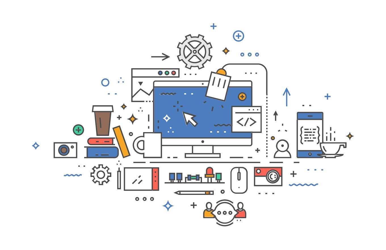 業務フローで仕事の流れを視覚化する!具体的な書き方と使用例を紹介